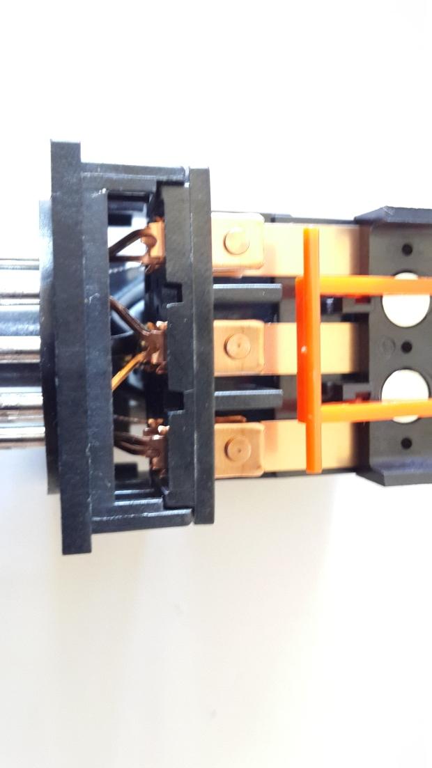 elektrik otomasyon 24VDC röle kontaktör kontrol bağlantı