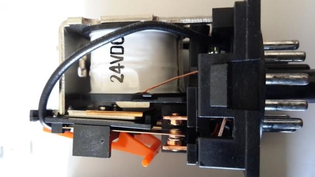 plc elektrik otomasyon röle 24v 24voltdc